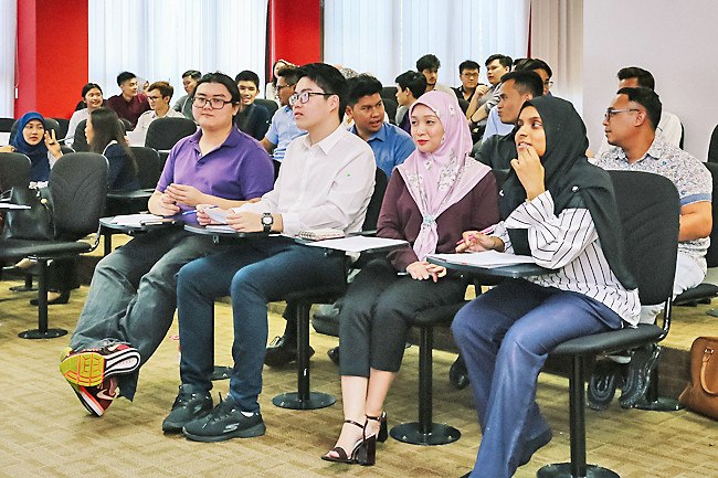 LCB prepares students for the real world