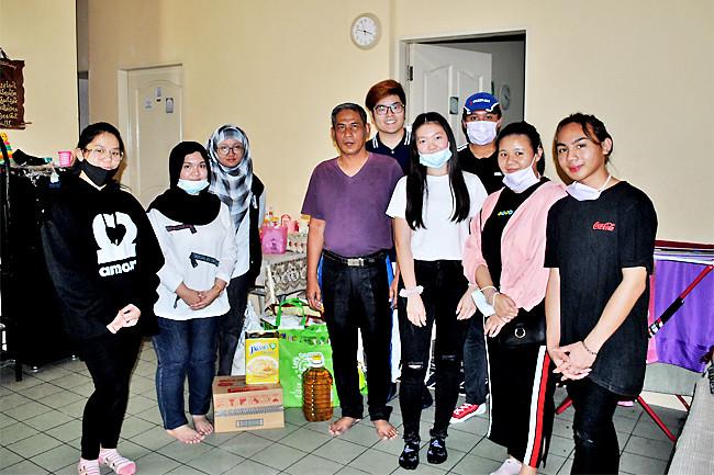 Better understanding of the needy through charity