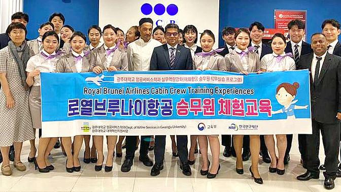 LCB receives Gwangju delegation