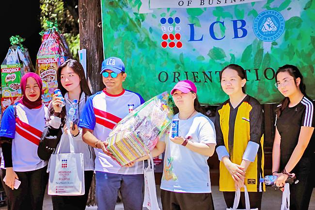 LCB organises Orientation Weekend