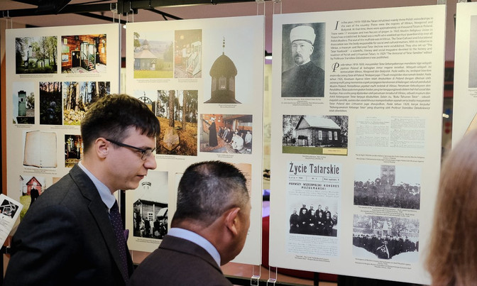 600 years in the making: Exhibition highlights Polish Tatar Muslim community