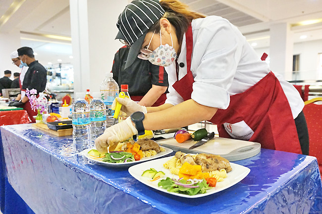 Contest brings touch of France to Brunei