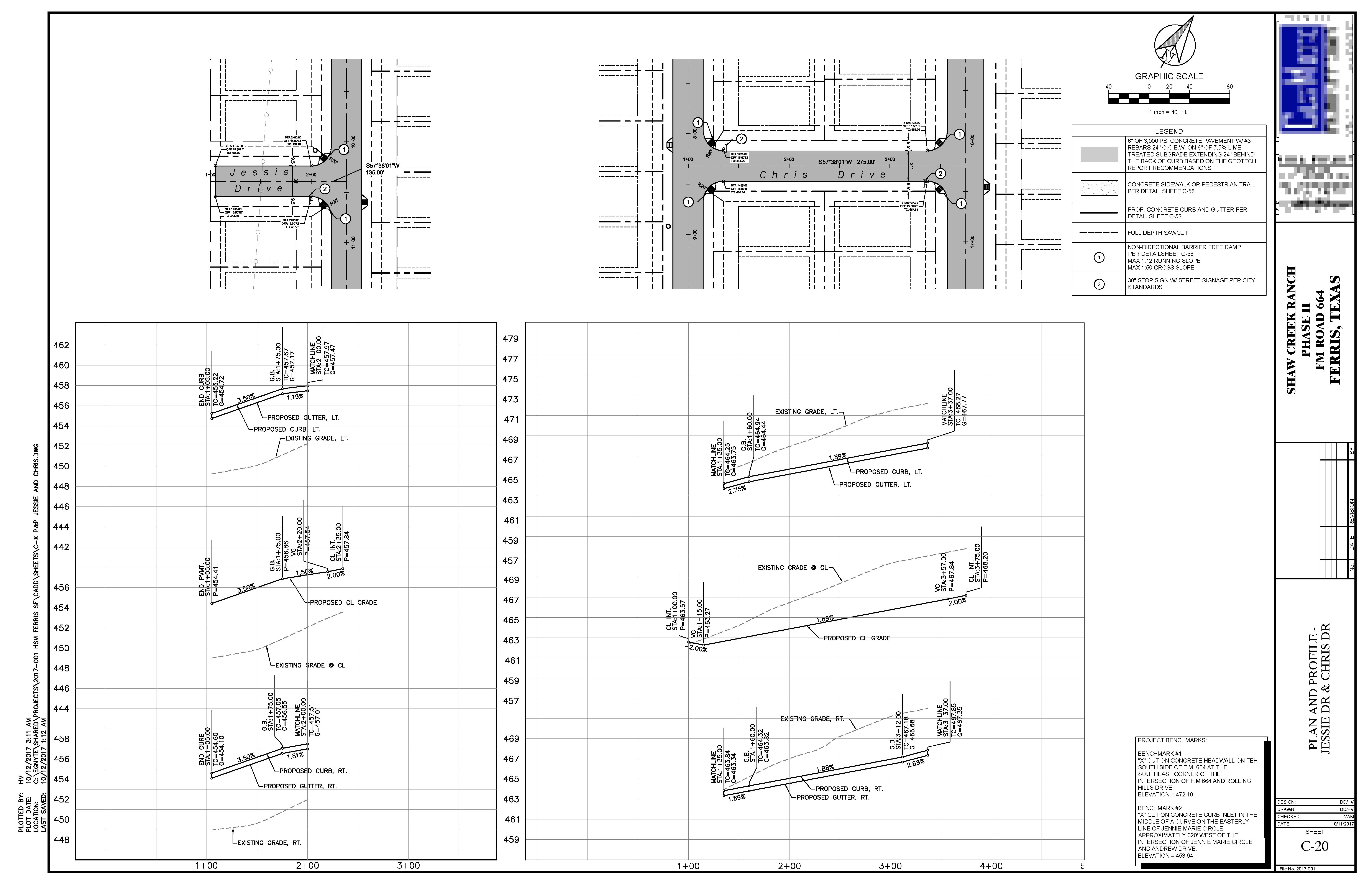 Plan & Profile