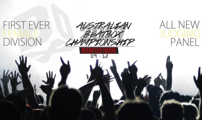 Australian Beatbox Champioships 2017 Widescreen Wallpaper
