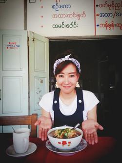 อาหารไทใหญ่ที่ยองชเว