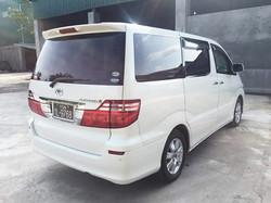 Toyota Alphard in Myamar