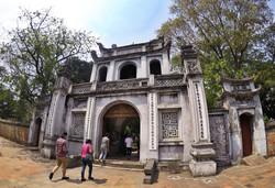 วิหารวรรณกรรม กรุงฮานอย