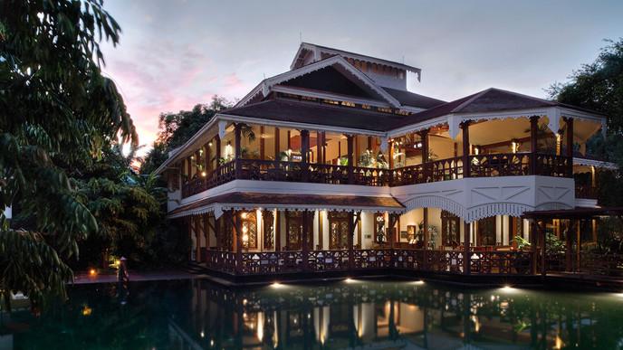 7 โรงแรมสุดหรูในพม่า พักผ่อนอย่างมีสไตล์
