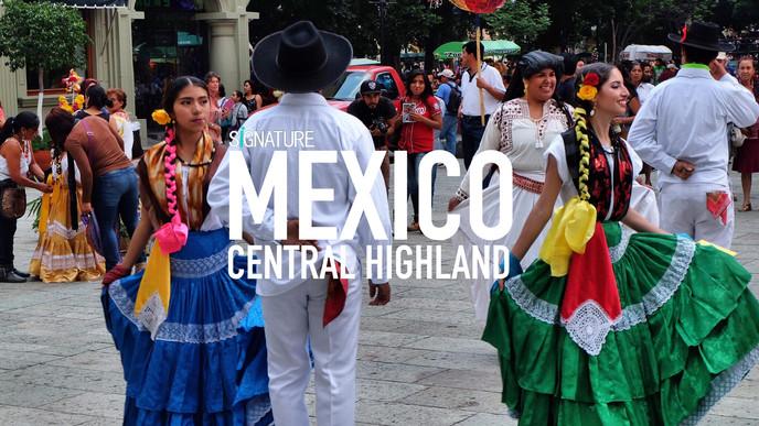 เม็กซิโกโรแมนติก: ตอนที่ 3 เมือง Oaxaca และที่ราบสูงภาคกลาง