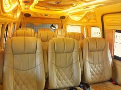 14 Seater van in Myanmar