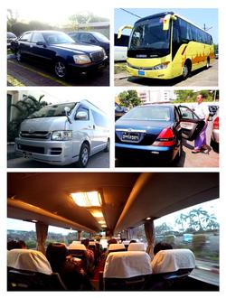 Myanmar car rental