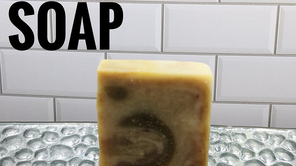 Woodsy Soap