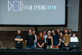 @ Film Spring Open 2017 - with two Projects !!! Group Leader and Lecturer !