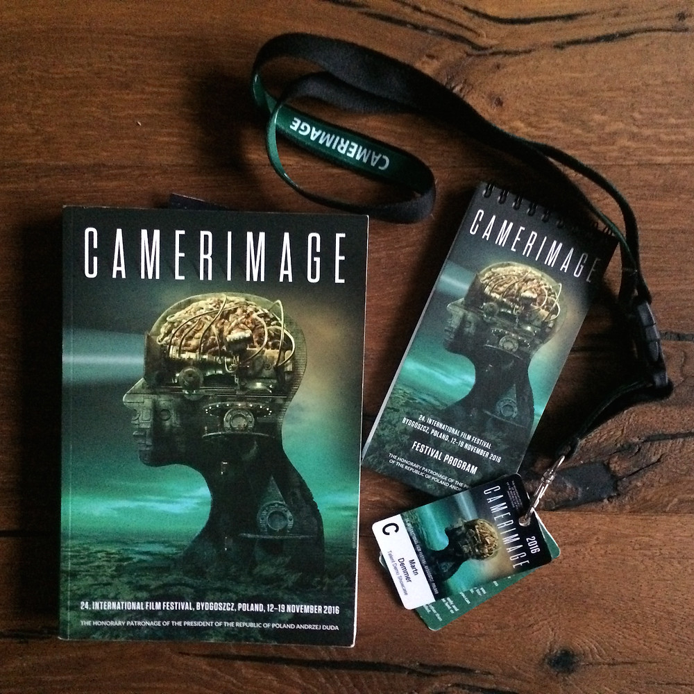 Camerimage 2016 - like every year since 2006