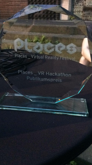 @ Places VR Festival & Hackathon