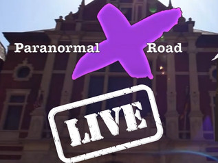 A spooktacular Saturday night with local paranormal team at the historic Athenaeum!