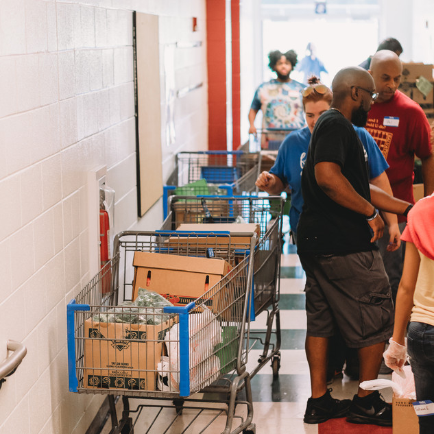 CHALKLEY FOOD DISTRIBUTION