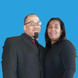 Reverend Greg and Sikandra Parker