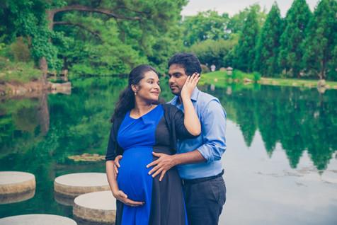 Richmond Maternity Photorgaphy Maymont
