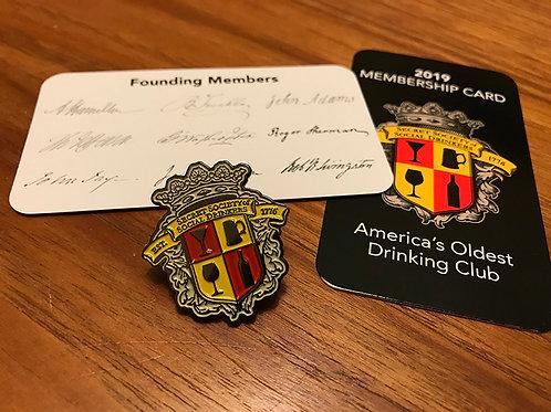 Membership + Pin