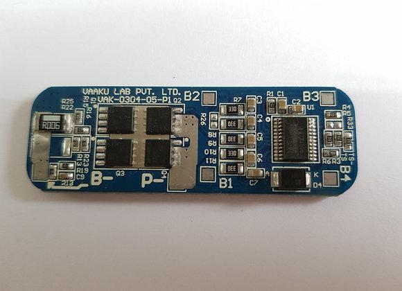 4S 5A CC LFP BMS (12.8 V - 15.2 V)
