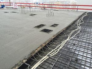 Прогрев бетона