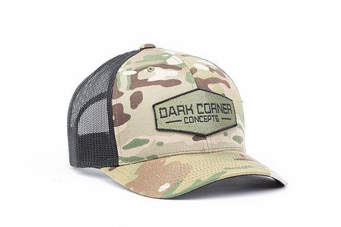 Multicam OD Patch Hat