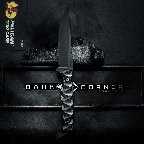 DCC Marauder Knife by TOOR Knives