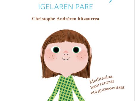 Presentación de la versión euskera del libro 'Tranquilos y atentos como una rana'