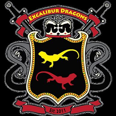 Excalibur Dragons Logo