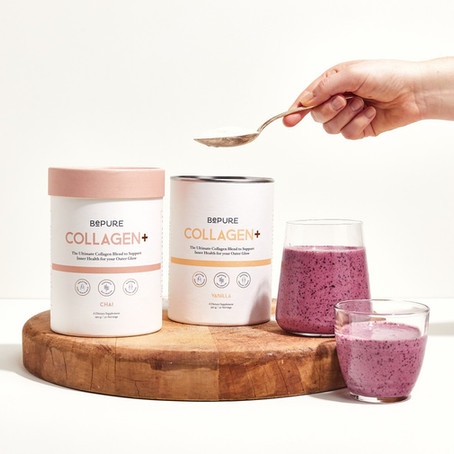 Introducing a premium collagen product into a competitive market