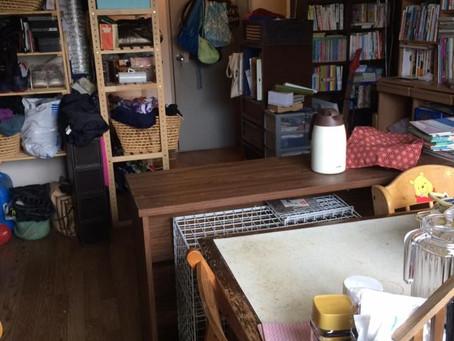 【自然と人が調和する設計デザイン】赤ちゃんとくつろぐ部屋づくりー①断捨離編ー