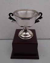 Trofeo Plata Ley 0.925