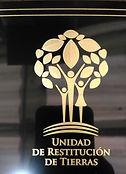 Placa Personalizadas - Ministerio de Agricultura