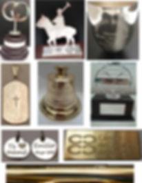 Premiciones - Trofeos - Galardones