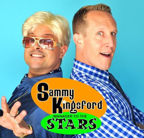 """Sammy Kingsford~ Manager to the Stars"""