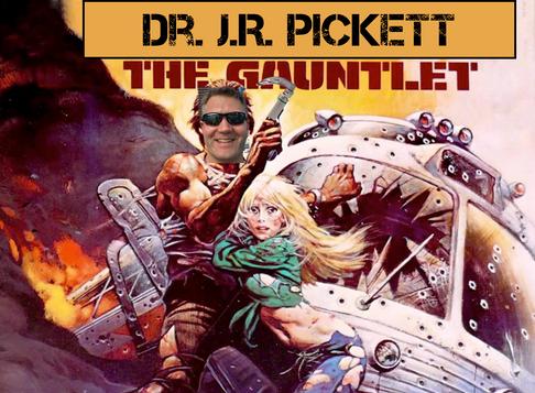 Podcast 76 - The Airway Gauntlet w/ Dr. Pickett