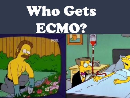 Podcast 72 - Who Gets ECMO? w/ Leon Eydelman