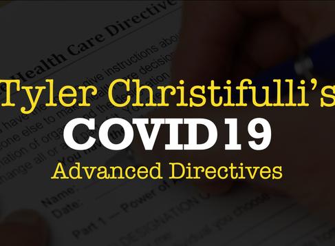 Covid 19 Advanced Directives