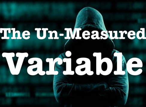 The Un-Measured Variable (Experiment # 2)