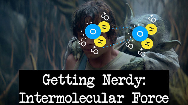 Getting Nerdy: Intermolecular Force