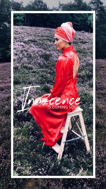 Innocence. Verticle magazine