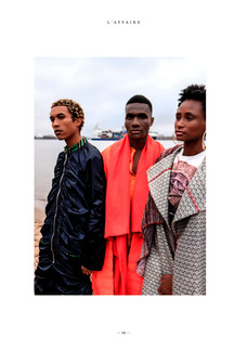 Kaleidoscope of fashion