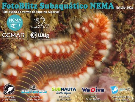 FotoBlitzs Subaquáticos NEMA 2021