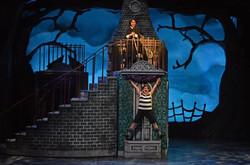 Jisel Soleil Ayon, The Addams Family