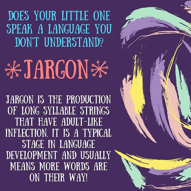 Pop of Knowledge: Jargon!