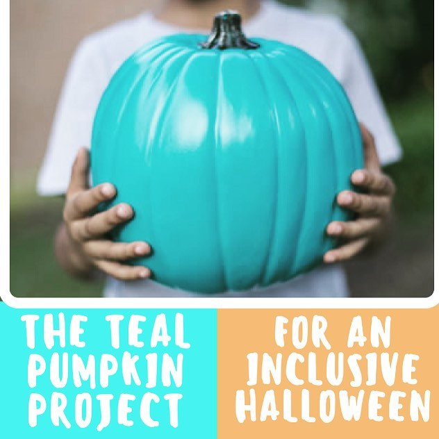 Pop of Knowledge: The Teal Pumpkin Project!