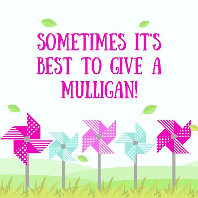 Pop of Knowledge: Mulligans!