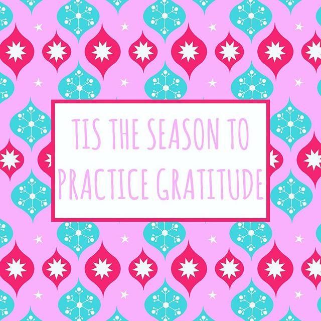 Pop of Knowledge: Gratitude!