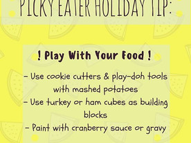 Pop of Knowledge: Picky Eater Tip!